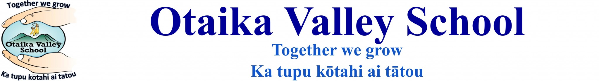 Otaika Valley School Logo